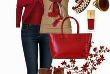 Red, wine, brown