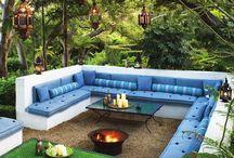 Outdoor Living / by Rocio Franco-Monzon