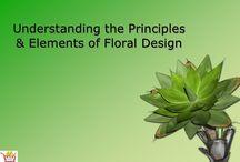Florist Ideas and Techniques (for Florists + Floral Designers) / Technical design concepts and ideas to inspire Florists and Floral Designers
