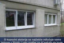 Winprojekt doo - Pvc Stolarija / WinProjekt d.o.o. je firma sa sedištem u Beogradu i usko specijalizovano za proizvodnju i montažu aluminijumske i PVC građevinske stolarije sa svim pratećim sadržajima kao što su roletne, žaluzine, komarnici, spoljne okapnice, podprozorske daske i dr.