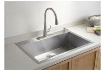 tapware and sinks