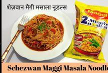 Maggi Noodles Recipes