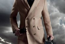 Men: Fall / Winter business coates