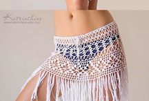 Aaqilah's bottoms / Crochet skirts & pants