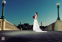 Vintage wedding dresses photo shoot / Vintage wedding dresses photo shoot in Southport with model Molly