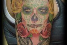 Tattoos / by Sarah Lieurance