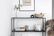 Intérieurs Inspirations / Des idées pour décorer son intérieur : plantes, canapés, bureaux, cuisine, etc