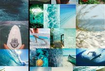 Made by me / Summer,Collage,Sea,Girl,Tattoo,Waves,Strawberries,Wave,Nature,Spring,Lifestyle,With,Alana,DIY,Made,By,Me,Quotes
