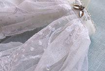 vestidos Vintage para muñecas