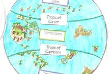 Year 1 Humanities - Distinctive Features of the Earth