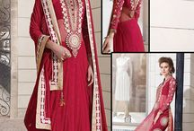 ZOYA Collection / Make your dream attire look richer to your persona with this Zoya Designer Wedding Wear and Party Wear salwar kameez. This suit is embellished with exclusives work of embroidery enhanced with resham work, zari work along with lace border work adds exotic gaze.