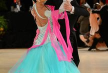 Dancing steps / Waltz, cha-cha-cha, zumba