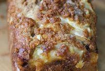 Miam: cake et brioche