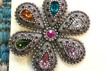 Jewelry / Jewelry, vintage and new, bought and handmade.