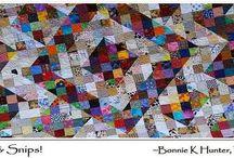 Quiltville - Bonnie K Hunter