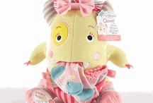 Unique Baby Girl Gifts / by Stork Baby Gift Baskets