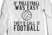 Volleyball stuff / by Carissa Warr