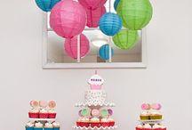 Seuss birthday party