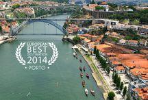 Porto, Portugal / A mais belas de todas as cidades do mundo! The most beautiful of all cities in the world!