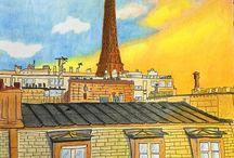 Colouring Secret Paris
