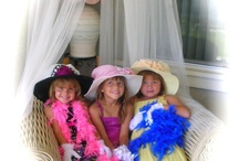 Little Girls Tea Party