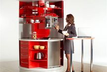 Compact Kitchen Designs