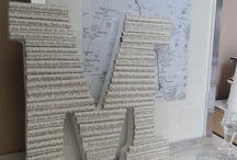 Decor -- book nook