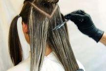 tecniche capelli