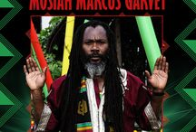 MOSIAH MARCUS GARVEY / This is the CD COVERS of the New Albums ''Mosiah Marcus Garvey'' from African Jamaican Culture. The Album is in two versions: Original | DJ Version