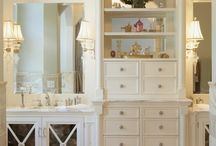 Master Bath / by Kirsten Rickers