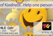 Smile day 2015 / International Smile day Smiles give you smiles. A smile to start your day. Happy smile day.
