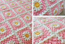 Decoração em crochet. / Artigos de decorações em crochet