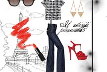 My Denim Moods by Polyvore