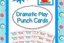 Dramatic Play / by Hayley Jones