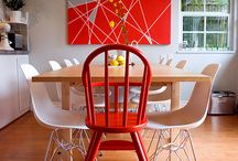 Home Decor Red