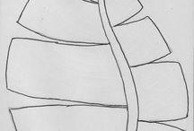 Marco hojas