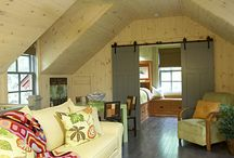 Attic Remodel / by Julie Richardson