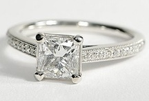 Ideas for resetting my wedding ring / by Monica V.