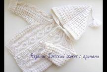 pletení pro děti