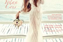 The Summer of Love / Sposa Moderna fashion stories