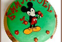 Topolino Cake / www.torteamorefantasia.com