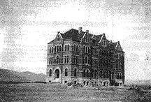 Montana Colleges / You can also visit http://collegehistorygarden.blogspot.com/ for more information.