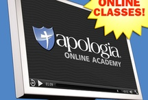 Apologia Academy / Apologia Academy offers Science, Bible, Apologetics, and Worldview courses taught online through live and recorded options. Students LOVE our interactive courses and gain a deeper understanding of their world and their faith through our courses.  / by Apologia