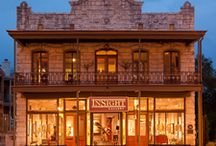 Arts & Galleries - Fredericksburg, TX / Arts centers and galleries in Fredericksburg, TX / by The All Seasons Collection