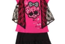 Monster  High  clothes, shoes &  bags