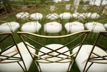 Ceremony Rentals / Chairs, Canopies, Arches, Signs & Decor Accents