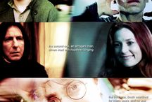 Favorite Fandoms / Bits & pieces of my favorite books, music, movies, characters, & tv shows.