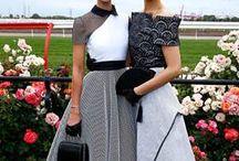 horse race fashion