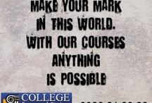 College SA Inspiration