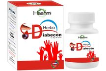 DIABECON FOR DIABETES / Hashmi Herbo Diabecon is an herbal treatment for diabetes. It is effective in controlling IDDM and NIDDM in adults. Results are visible within few weeks of usage and sugar levels start reaching optimum levels. Monitoring of your diabetes on a regular basis will help prevent dependence on insulin dosage